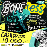 Boneless Open, Forshaga Concrete Park May 31TH