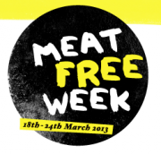 Great inititive, Meat-free-week